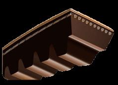 Ремни вентиляторные зубчатые AVX