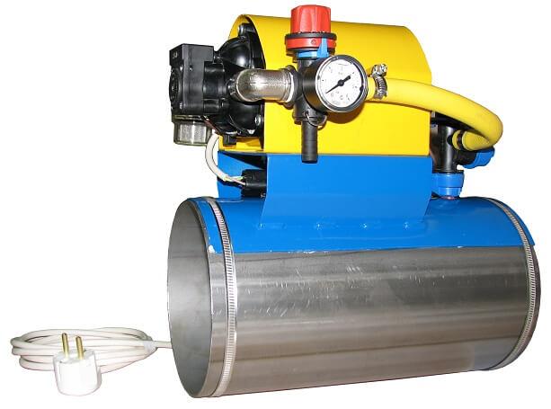 Оборудование для протравливания зерна СДК-7.0