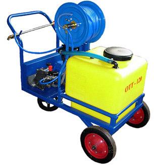 ОТТ-120 (Ремком) - оборудование для мойки и обработки растений от вредителей и болезней в теплицах